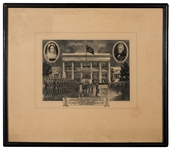 Second Inauguration of FDR Print.