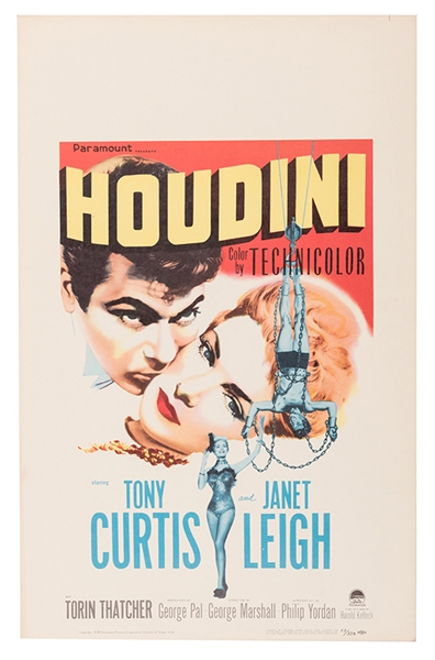 Lot Detail - Houdini