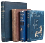 Four Antiquarian Volumes on Circus.