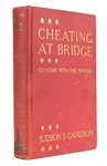 Cheating at Bridge.