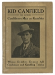 Reformed Confidence Man and Gambler, Whose Exhibits Expose All Confidence and Gambling Tricks.