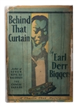 Behind That Curtain. A Charlie Chan Mystery.