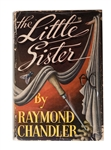 The Little Sister, With a Raymond Chandler Signed FDC.