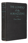 The Coming of the Amazons. Arthur C. Clarke's Copy.