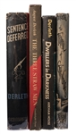 Group of Four August Derleth Books.