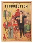 The Great Feodorovich.
