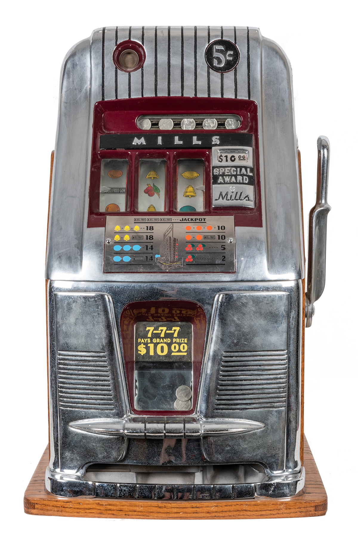 Slot machine da 10 cent
