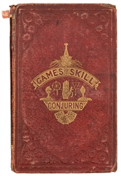 Games of Skill and Conjuring…New Edition.