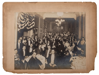 Early Society of American Magicians Banquet Photograph