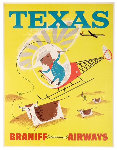 Texas. Braniff International Airways.