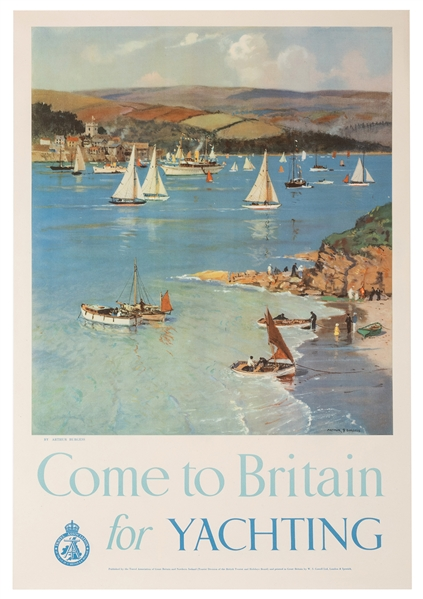 Come to Britain for Yachting.