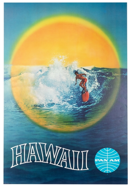 Hawaii. Pan Am.
