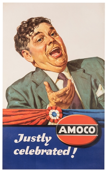 Amoco. Justly Celebrated!