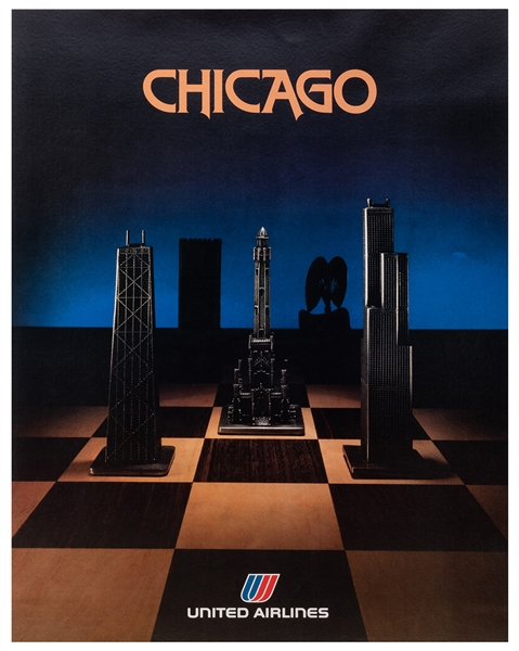 Chicago United Airlines.