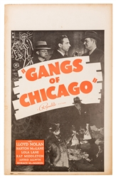 Gangs of Chicago.
