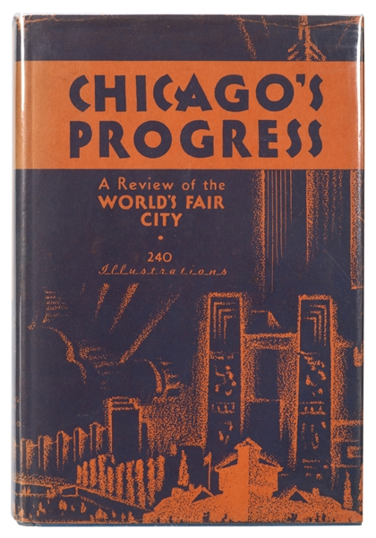 Chicago's Progress: A Review of the World's Fair City.