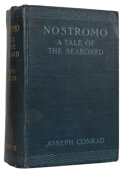 Nostromo: A Tale of the Seaboard.