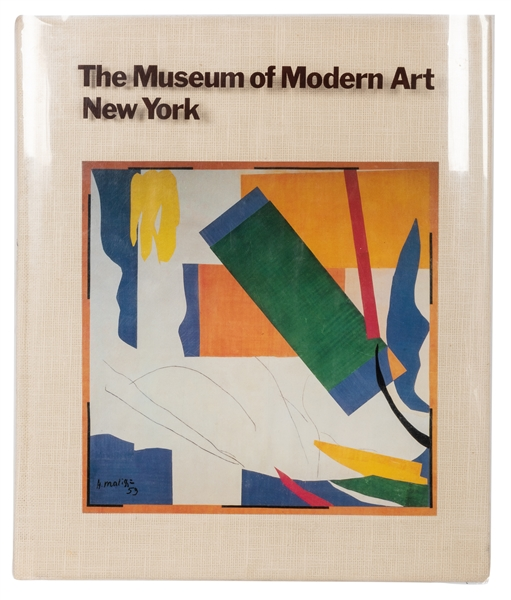 Museum of Modern Art New York: The History and the Collection.