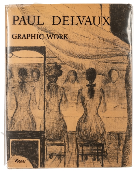Paul Delvaux: Graphic Work.