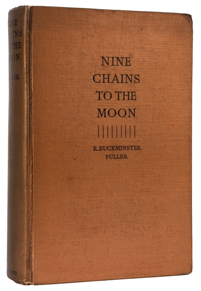 Nine Chains to the Moon.
