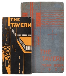 The Tavern Year Book. Volume 1. 1929.