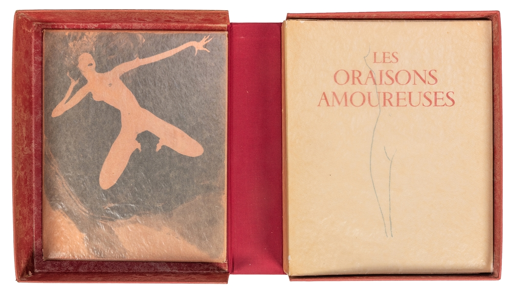 Les Orasions Amoureuses.