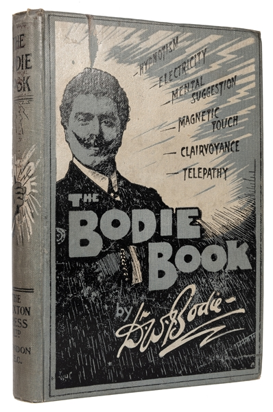 The Bodie Book.
