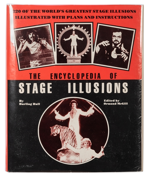 The Encyclopedia of Stage Illusions.