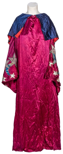 Doug Henning Wizard Robe Costume