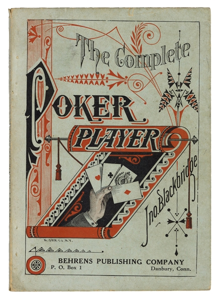 The Complete Poker Player.