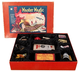 Sherms Master Magic Set No. 1.