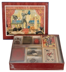 The Little Magician Magic Set.