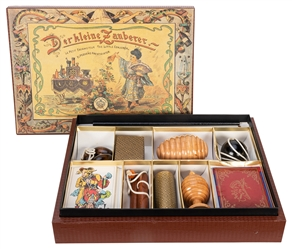 Der Kleine Zauberer Magic Set.