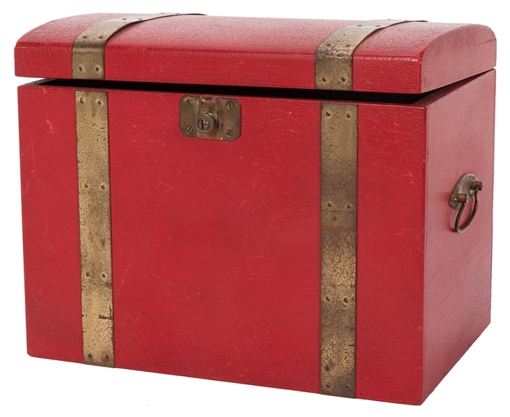 Tarbell Treasure Chest.