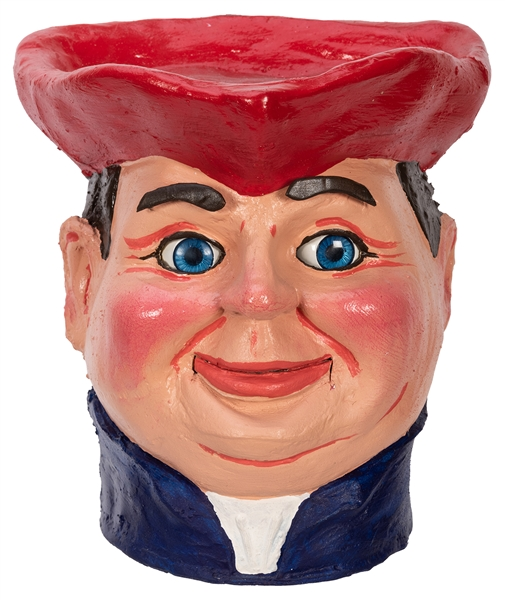 Talking Toby Jug.