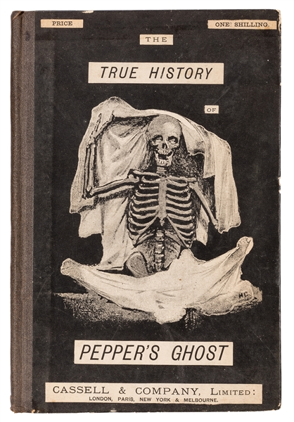 The True History of Pepper's Ghost.