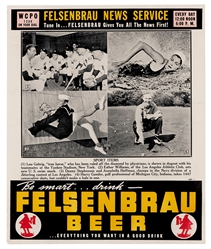 Felsenbrau Beer. Everything You Want in a Good Drink.