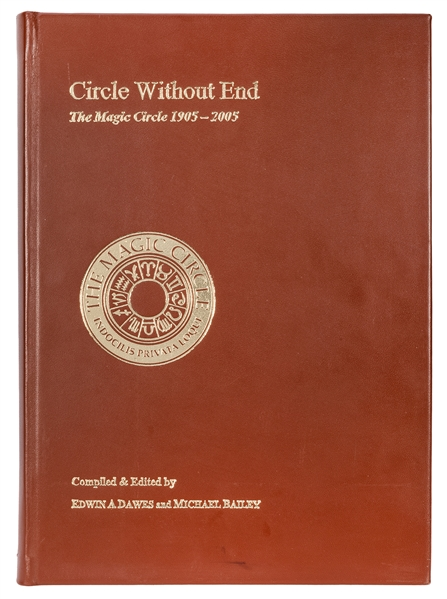 Dawes, Edwin A. and Michael Bailey (eds.) Circle Without End: The Magic Circle 1905 – 2005.