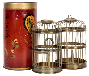 Birdcage Production Canister.