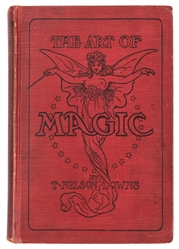 Downs, T. Nelson. The Art of Magic.