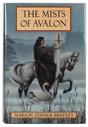 The Mists of Avalon, Signed First Edition.