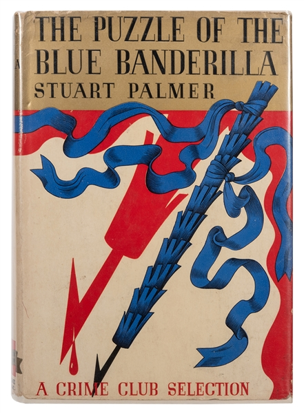 The Puzzle of the Blue Banderilla.