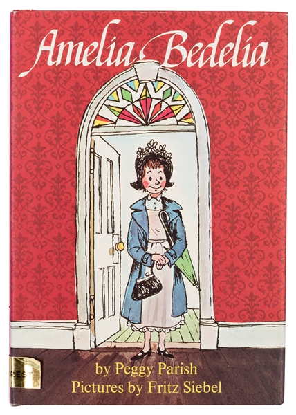 Amelia Bedelia, Inscribed and Signed.