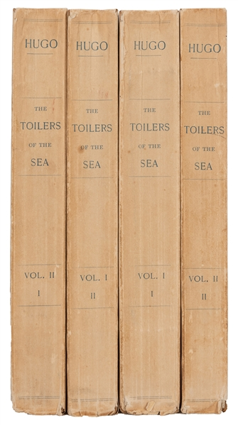 The Toilers of the Sea.