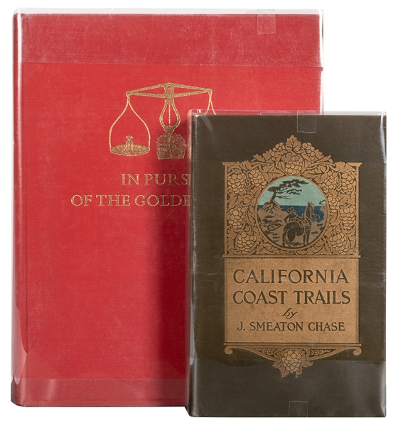 Pair of California Related Books.