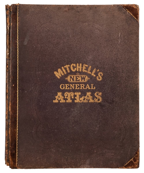 Mitchell's New General Atlas.