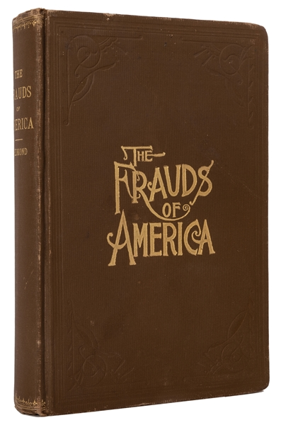 The Frauds of America.