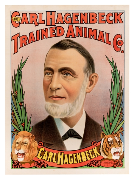 The Carl Hagenbeck Trained Animal Co.