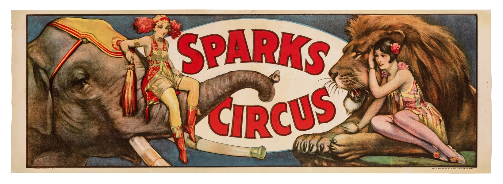 Sparks Circus.