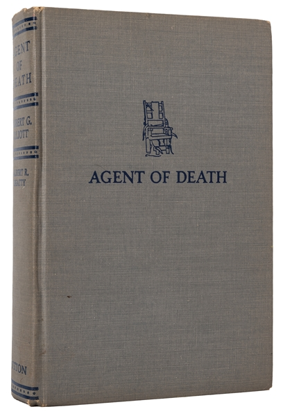 Agent of Death, Inscribed and Signed.